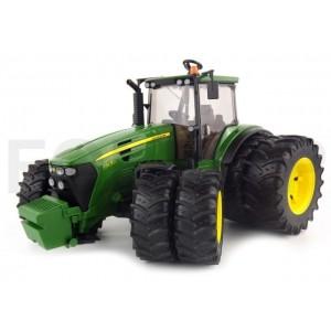 Tractor cu roti duble John Deere 7930 - Bruder