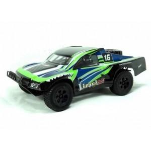 Automodel HSP Desert Short Course 1/18 RTR 2.4Ghz albastru/verde