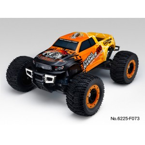 Thunder Tiger MT4 Sledge Hammer S50 Monster Truck Termic 1/8 RTR