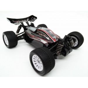 Automodel VRX Racing Dart XB Brushless 1/18 RTR 2.4Ghz, culoare neagra