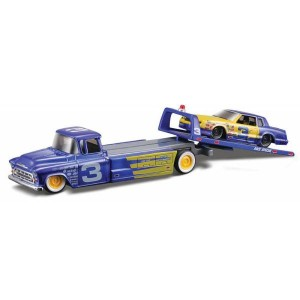 Chevy Flatbed+Chevrolet MC SS 1/64