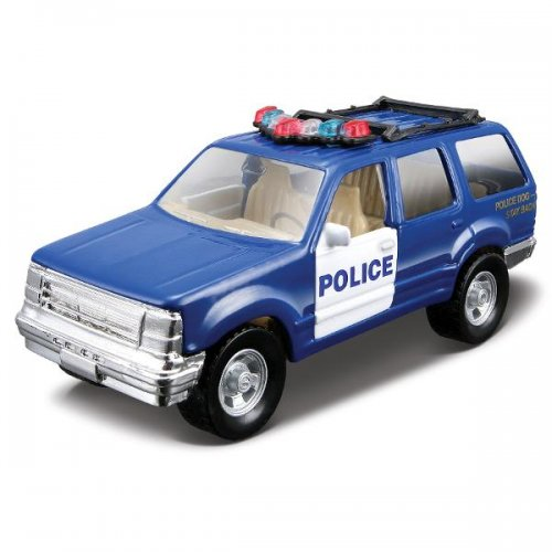 FORD EXPLORER, POLICE