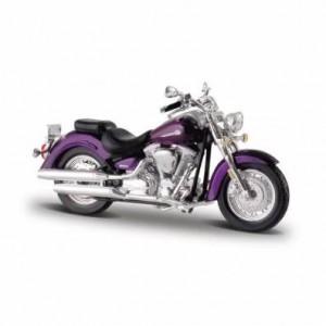 2001 FXSTS SPRINGER SOFTAIL - Harley Davidson cu stand 1/18