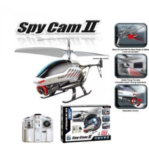 Elicopter radiocomandat Spy cam 3 canale