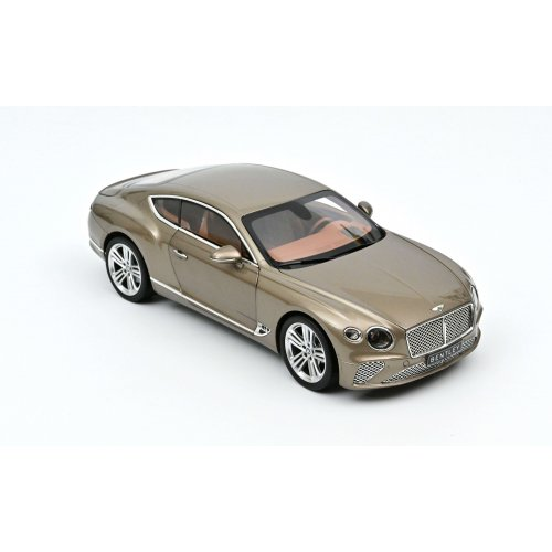 Bentley Continental GT 2018 - Dark Cashmere metallic 1:18