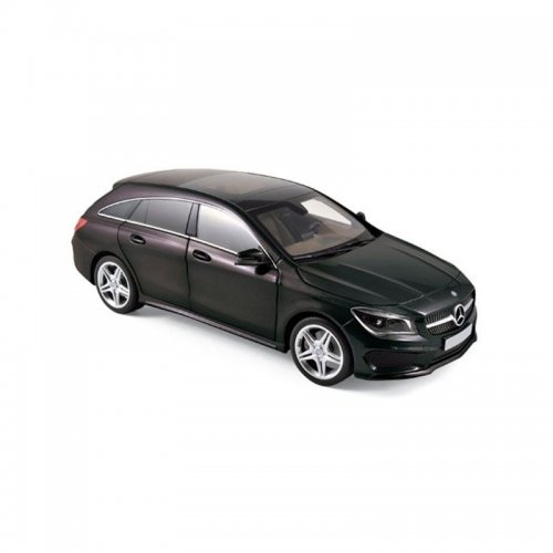Macheta Auto Norev, Mercedes-Benz CLA Shooting Brake 2015 - Negru 1:18