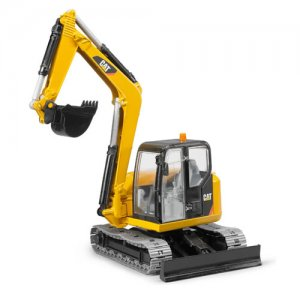 Excavator mini Caterpillar - Bruder