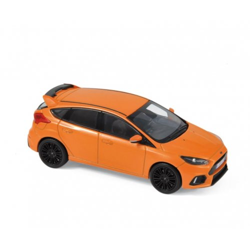 Ford Focus RS 2018 - Orange metallic 1:43
