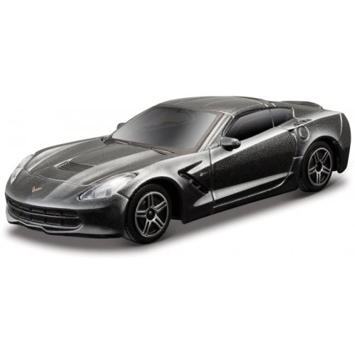1:43 STREET FIRE - 2014 CORVETTE STINGRAY - METALLIC GREY