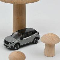 Peugeot 2008 2020 - Artense Grey 1:64