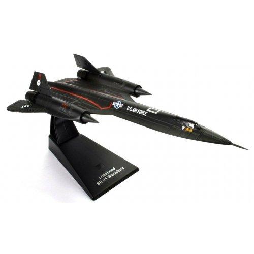 Lockheed SR-71 BLACKBIRD 17972 U.S. AIR FORCE UDVA 1:144