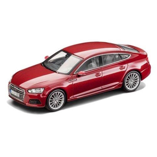 Audi A5 Sportback - Matador Red 1:43