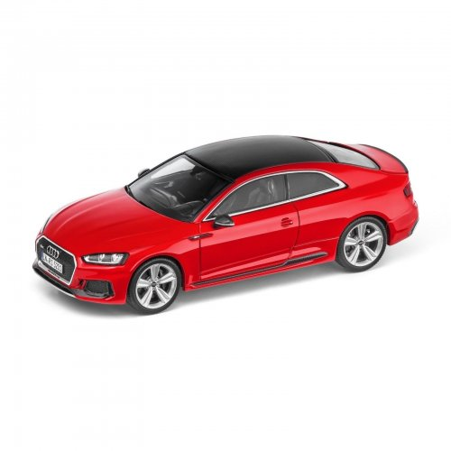 Audi RS 5 Coupe - Misano Red 1:43