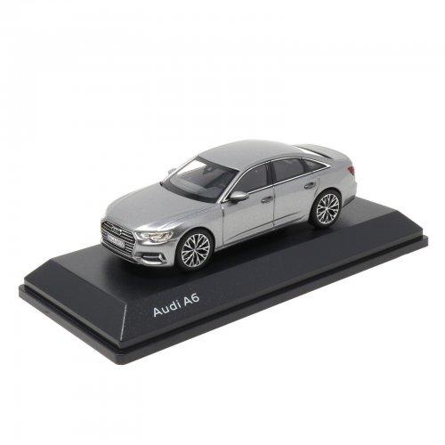 Audi A6 - Taifun  Grey 1:43