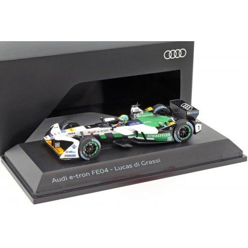 Audi e-tron FE04 -  Di Grassi 1:43