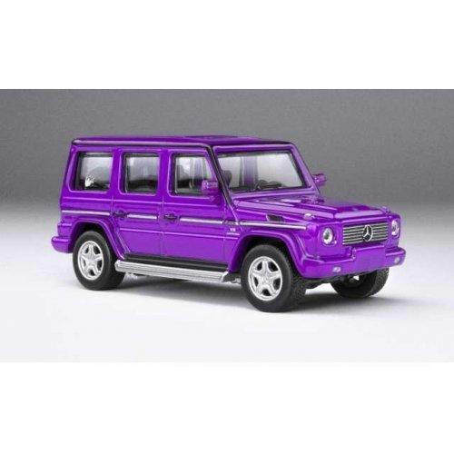 Mercedes Benz AMG G55, purple 1:64