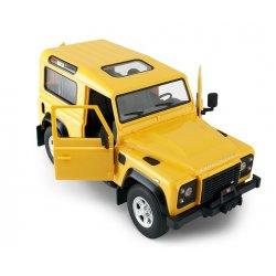Masina Rastar, Land Rover Denfender 1:14 RTR cu Telecomanda - Galben
