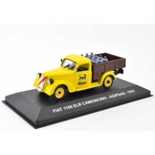 FIAT 1100 ELR CAMIONCINO - AGIPGAS - 1954 1:43