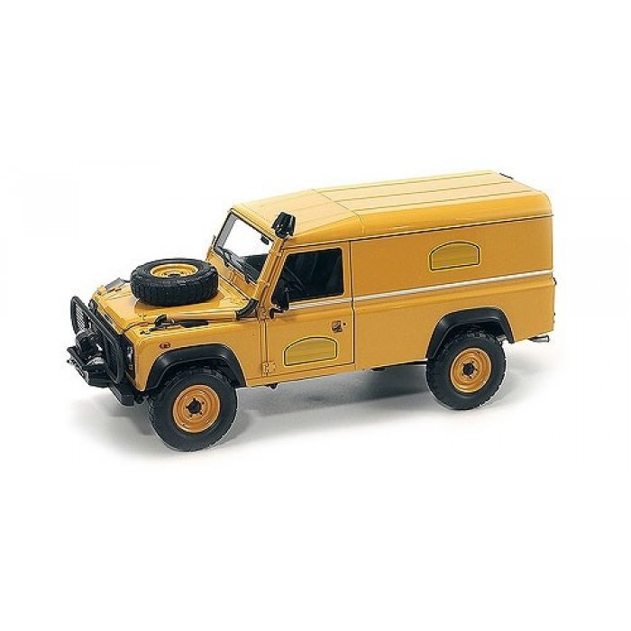 LAND ROVER 110 CAMEL TROPHY SUPPORT UNIT BORNEO - 1985 1:18