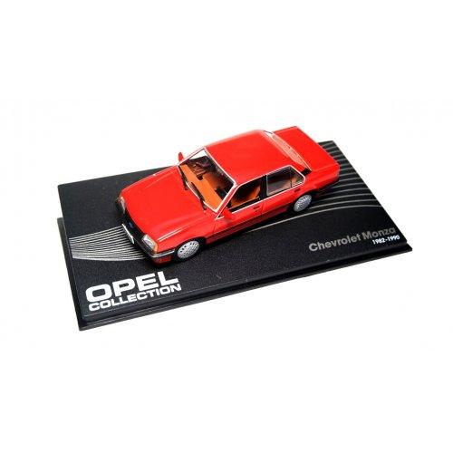 1982-1990 Chevrolet Opel Monza, Red 1:43