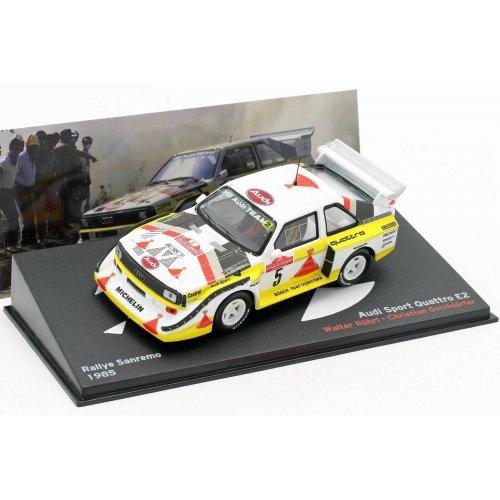 1985 Audi Quattro Sports E2 #5 Rally San Remo 1:43