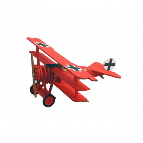 Avion Fokker DR.I Red Baron - colecția de junior