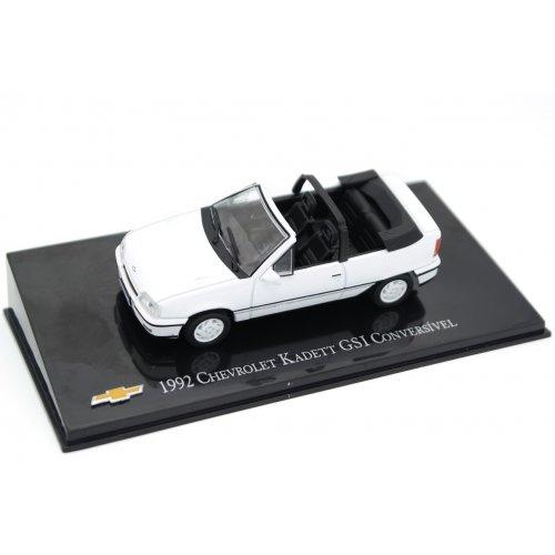 1992 Chevrolet Kadett GSI Conversivel, white 1:43