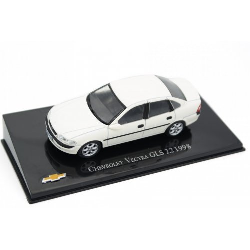 1998 Chevrolet Vectra Gls 2.2, White 1:43