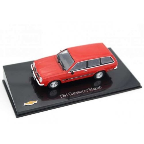 1981 Chevrolet Marajo, Red (Jq63) 1:43