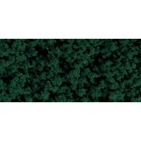 Foam flocking dark green coarse - 400 ml Не