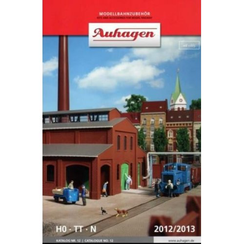 AUHAGEN Catalogue 2012 H0 /1:87/