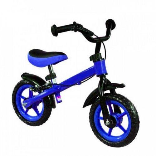 Bicicleta Balance bike with brakes Nemo - Albastru