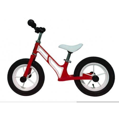 Bicicleta Leo balance - portocaliu