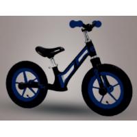 Rowerek biegowy Leo - niebieski