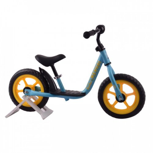 Bicicleta Balance bike with stand Viko - Albastru