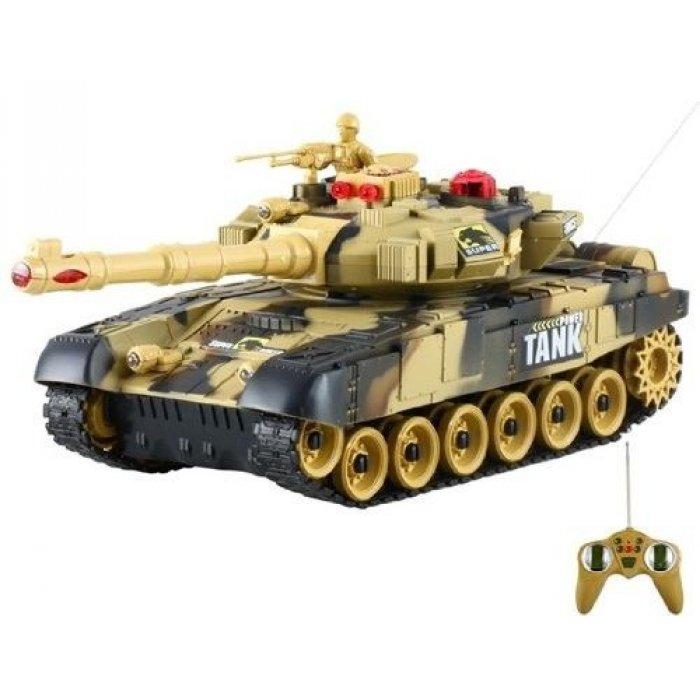 Tanc Brother Toys, cu telecomanda One T-90 RTR 1:24