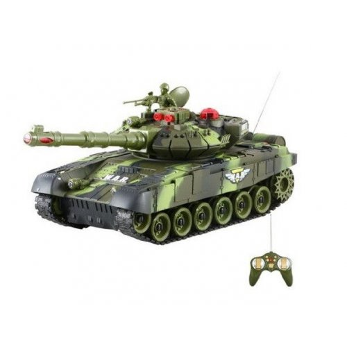 Set of two 1:24 T-90 RTR tanks