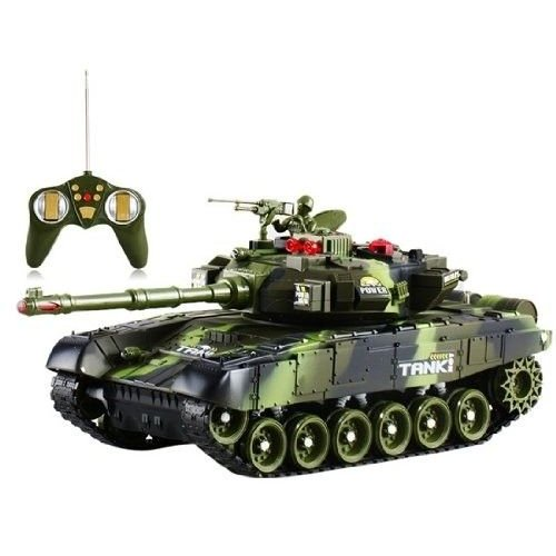 Masina BROTHER TOYS, Set de T-90 Tanc cu telecomanda