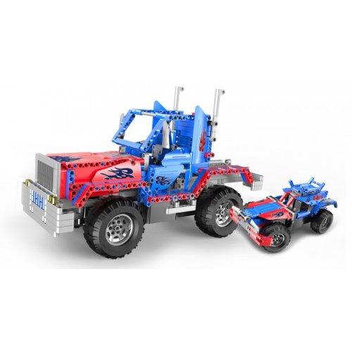 Optimus Prime - Asableaza tu camionul, Cu Telecomanda scara 1.14