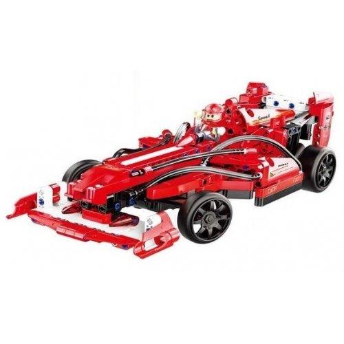 Masina Double Eagle, Formule 1 building blocks cu telecomanda