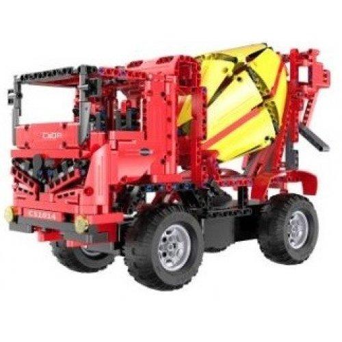 Masina de beton - Constructie din Piese Lego cu Telecomanda