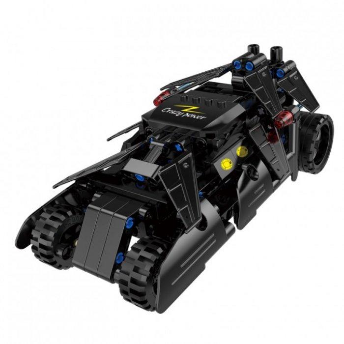 Fight Car Batman - blocuri de construcție PULL BACK (C52005W)