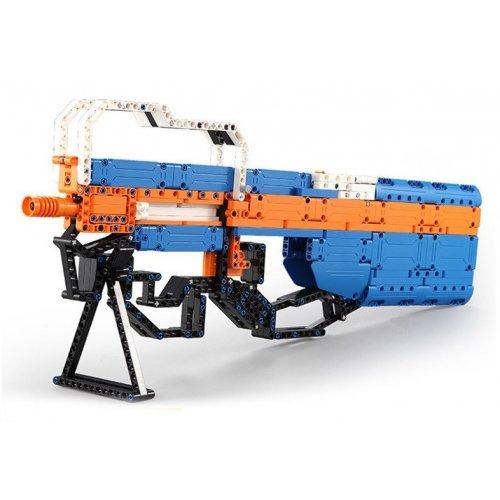 Mitraliera P90 Double Eagle Construibilă cu Cărămizi (C81003W)