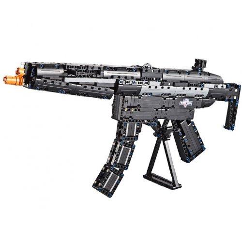 Mitralieră MP5 construibilă cu blocuri