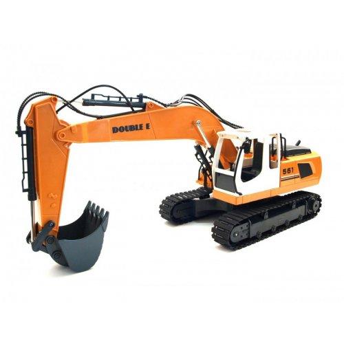 Excavator Heavy Industry Digger 2.4ghz cu telecomanda
