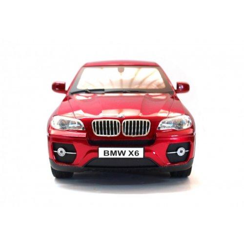 BMW X6 (1:14) z prawdziwÄ… kierownicÄ… - POSERWISOWY (Uszkodzona elektronika)