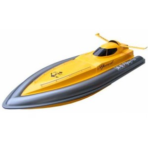 Motorboat Double Horse 7006 27MHz RTR - Yellow