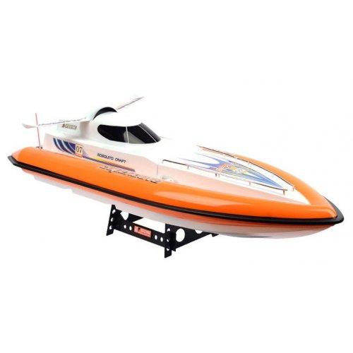 Barca Double Horse, Motorboat Superlative 27/40MHz RTR, 2 Motoare cu Telecomanda