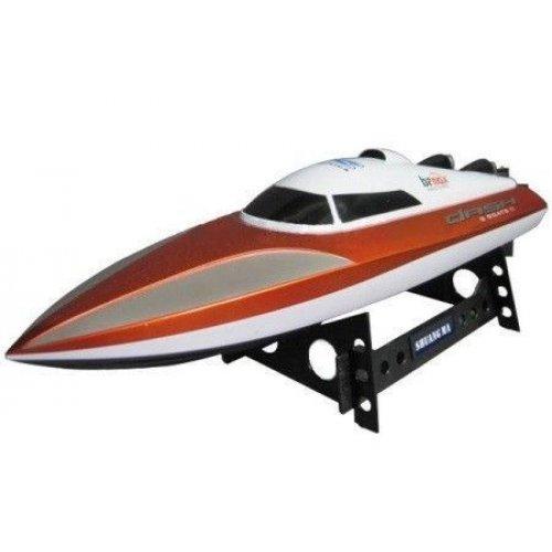 Barca Cu Motor Double Horse 7010 cu Telecomanda