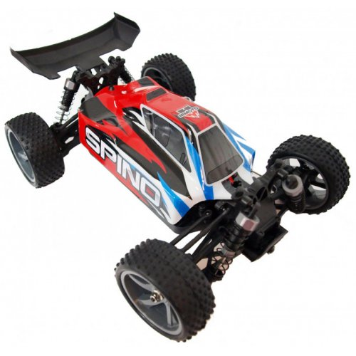 Himoto E18XB Spino V2 1:18 2.4GHz RTR Electric Off Road Buggy - 28729 - REFURBISHED (incomplete)